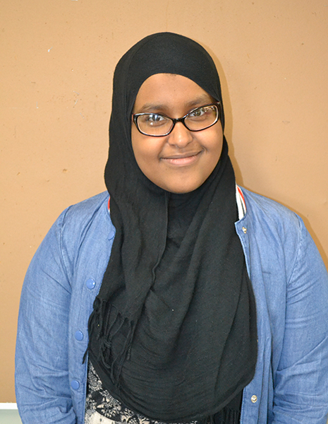 Asiya Ahmed