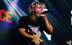 Late rapper Juice Wrld performs on The Come Up Show over a year before his death.