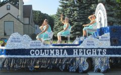 The Jamboree Queens float is just one of many that won't be rolling down Central Avenue this summer, as the Columbia Heights Jamboree has been canceled for 2020.