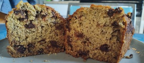 Chocolate chips are an ideal mix-in for this delectable and easy-to-prepare baked good.