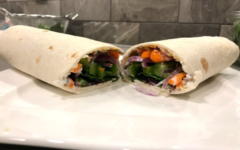This wrap is a easy-to-make meal that can be catered to your individual tastes or dietary restrictions.