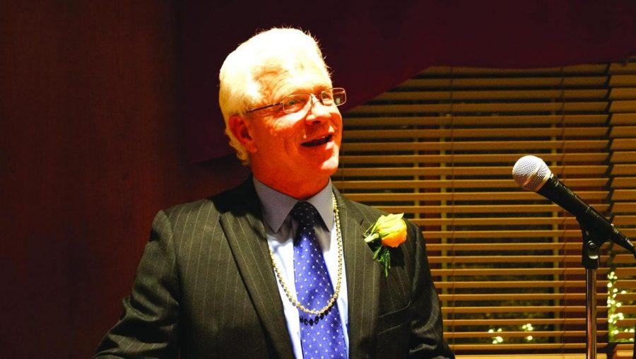 CHHS Alumnus, Father, School Board Chairman