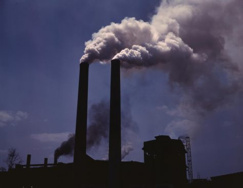With many industries closed down during quarantine, air pollution has decreased significantly worldwide.