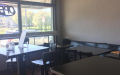Sammy's is secluded, with no seats occupied.