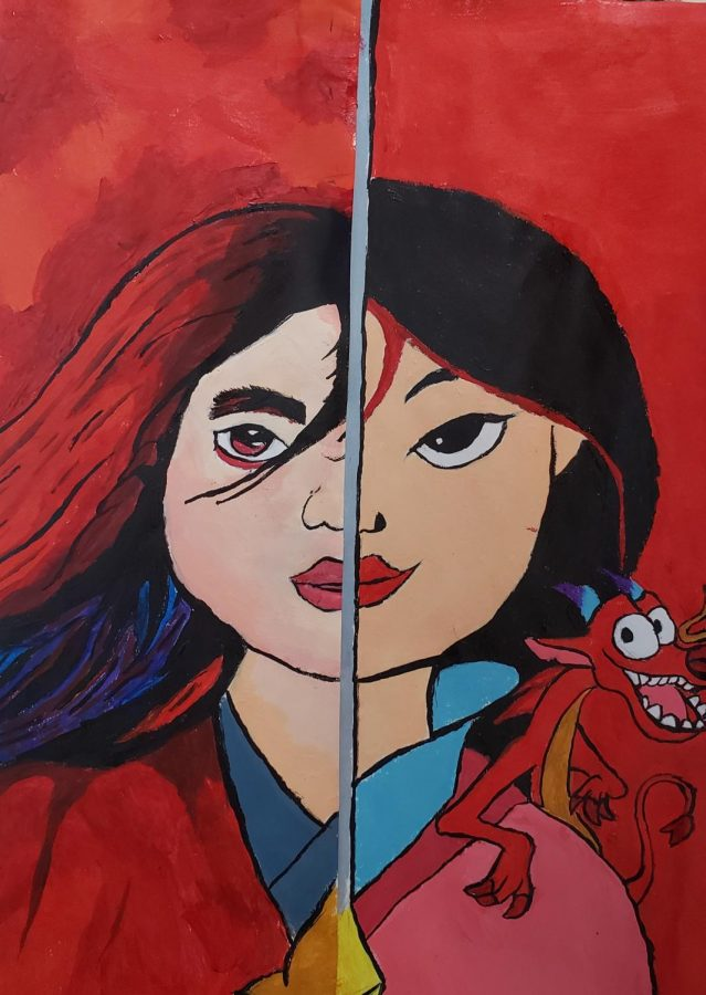 The+2020+adaptation+of+%22Mulan%22+has+some+noticeable+and+stark+differences+when+compared+to+the+Disney+classic+from+the+1990s.