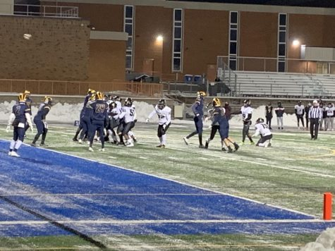 The Hylanders fell to Minneapolis Washburn 0-37 on November 15, but for most of the team, just getting to play was enough of a reward.