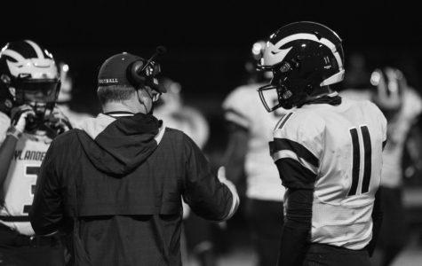 Coach Matt Townsend