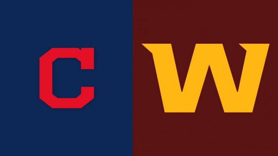 The+new+logos+of+The+Washington+Football+Team+and+The+Cleveland+Baseball+Team+represent+the+changes+both+teams+have+made+in+order+to+foster+an+inclusive%E2%80%94and+non-racist%E2%80%94environment.