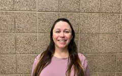 Coach Amy Caldwell, although new to the district, has been getting girls from both St. Anthony Village High School and Columbia Heights High School into shape for their meets.