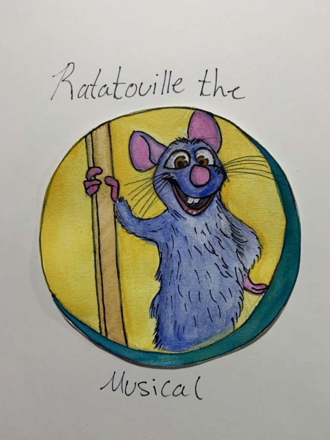 Ratatouille The Musical, the first of its kind, is actively pioneering the way for others by transforming from a meme to a production, and by dedicating its proceeds to helping out actors during the pandemic.