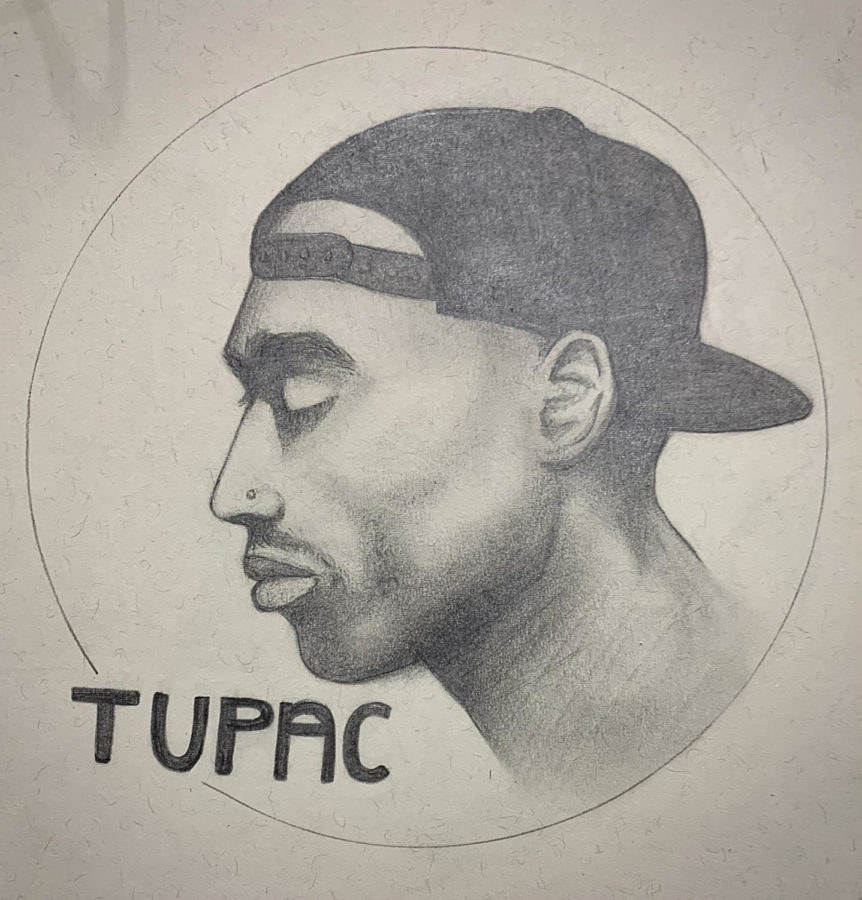 The legendary rapper, who also went by the name 2Pac, has influenced countless modern hip hop artists.