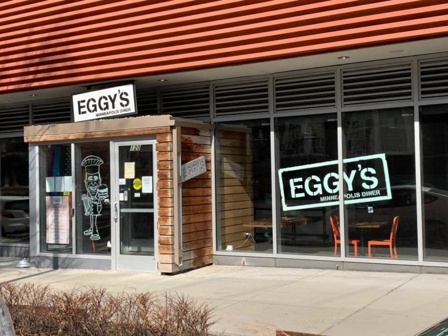 Eggys Diner, located on 14th Street in downtown, is among some of the most memorable diners available locally.