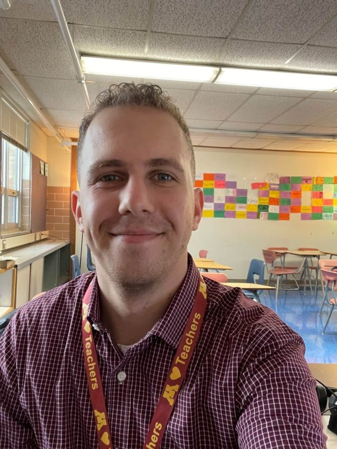 Mr. Garbe supports truthful and honest feedback from his students about his class and their others in order to best assist them during the pandemic.