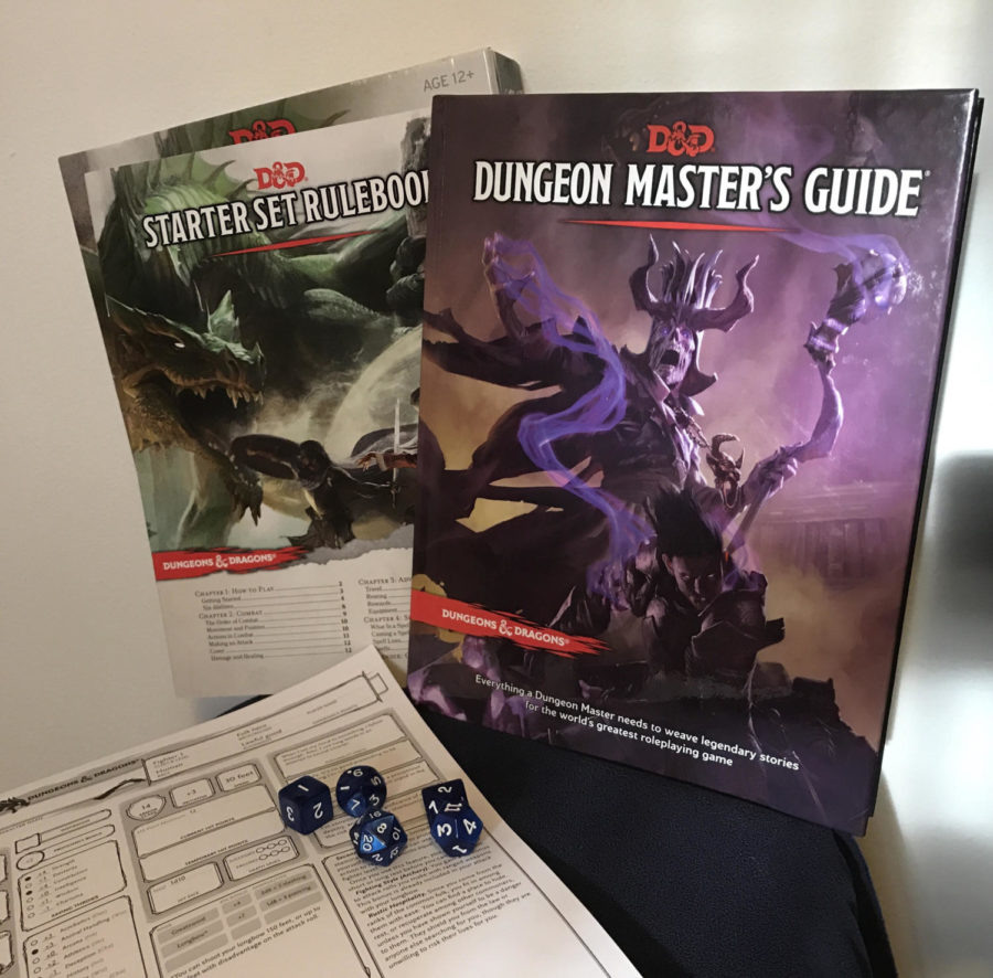 Dungeons and Dragons, traditionally a tabletop game, has recently found online outlets for fans of the classic game to game while remaining safe from the virus.