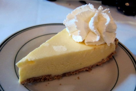 This simple four-ingredient key lime pie will have you longing for more after every bite.