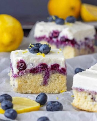 When life gives you lemons, you can make this sour n sweet succulent dessert!