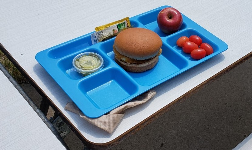 Sad, partially empty blue lunch trays have been the norm for too long.