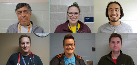 And now...even more new CHHS staff members!